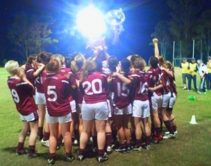 Camogie QLD