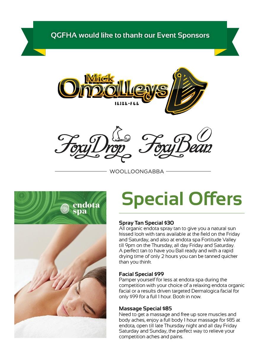 Event Sponsors Slide